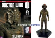 Doctor Who Figurine Collection #069 Classic Silurian Eaglemoss